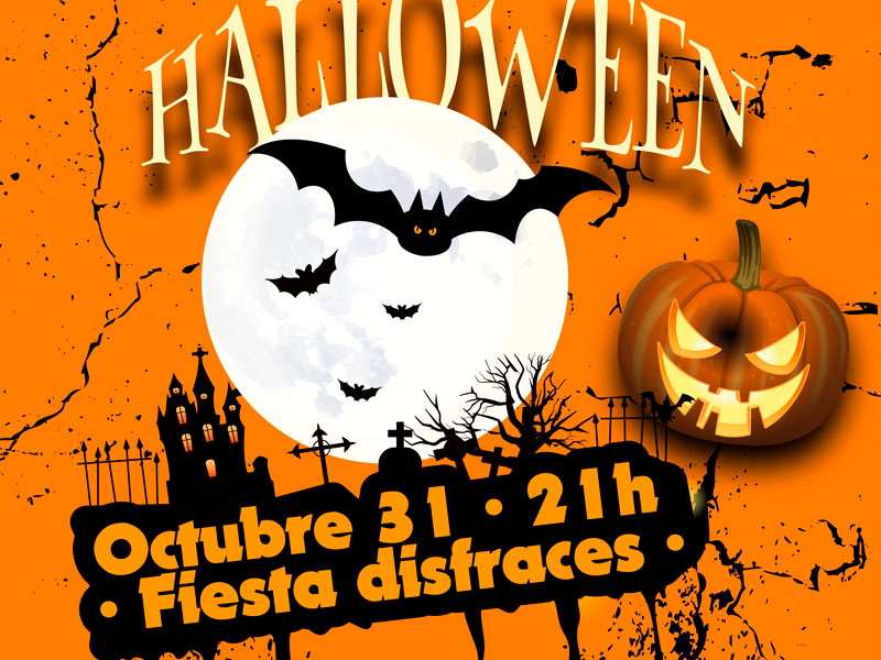 Flyer Hallowen